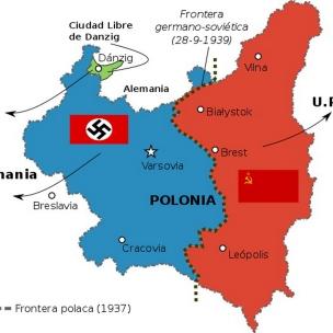 Partición de Polonia. Septiembre de 1939