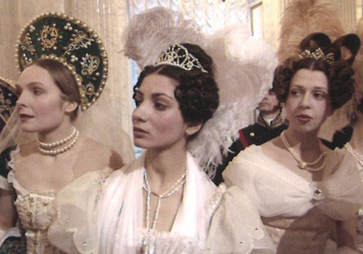 El Arca rusa, película de 2002